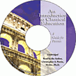 intro to classical education cd