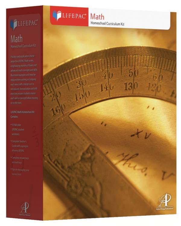 LIFEPAC 10th Grade Geometry Set : HEP Bookstore, Houston, Texas